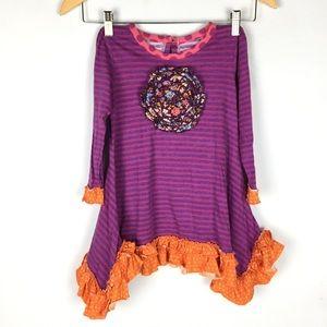 Jelly the pug palazzo lagenlook tunic dress top